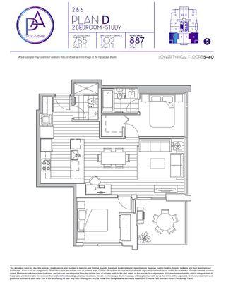 """Photo 25: 906 13750 100 Avenue in Surrey: Whalley Condo for sale in """"Park Avenue East"""" (North Surrey)  : MLS®# R2466560"""