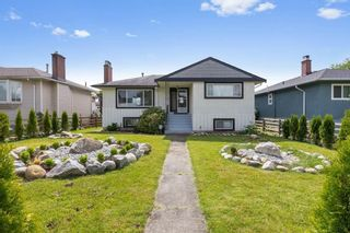 Photo 1: 8398 11TH Avenue in Burnaby: East Burnaby House for sale (Burnaby East)  : MLS®# R2617130
