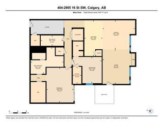 Photo 33: 404 2905 16 Street SW in Calgary: South Calgary Apartment for sale : MLS®# A1154199