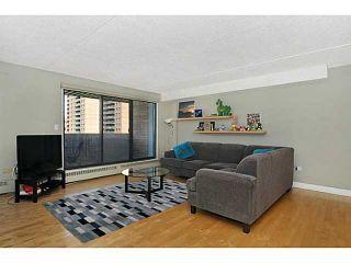 Photo 3: 803 1414 12 Street SW in CALGARY: Connaught Condo for sale (Calgary)  : MLS®# C3572362
