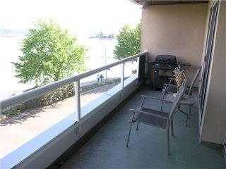 Photo 6: # 308 5 K DE K CT in New Westminster: Quay Condo for sale : MLS®# V830842