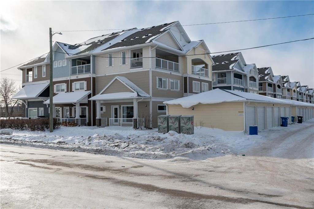 Main Photo: 5 401 Pandora Avenue in Winnipeg: West Transcona Condominium for sale (3L)  : MLS®# 202102766