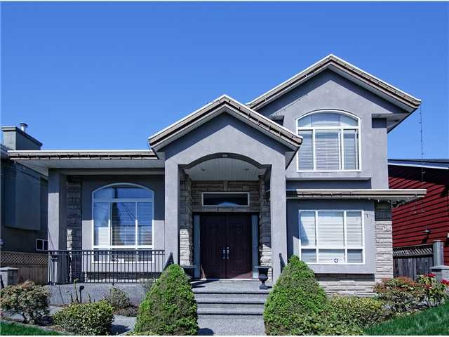 Main Photo: 1723 EDINBURGH Street in New Westminster: West End NW House for sale : MLS®# V1116413