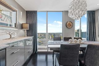 """Photo 3: 3406 1288 W GEORGIA Street in Vancouver: West End VW Condo for sale in """"Residences on Georgia"""" (Vancouver West)  : MLS®# R2603803"""