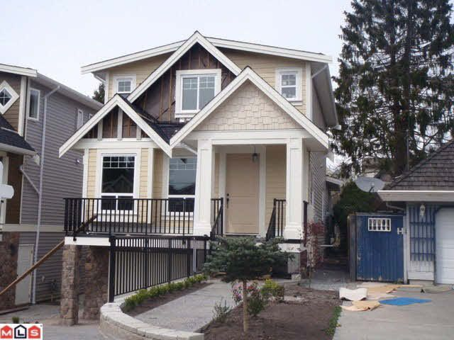 Main Photo: 15457 GOGGS AVENUE in : White Rock House for sale : MLS®# F1109093