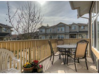 """Photo 23: 17 14959 58TH Avenue in Surrey: Sullivan Station Townhouse for sale in """"SKYLANDS"""" : MLS®# F1407272"""