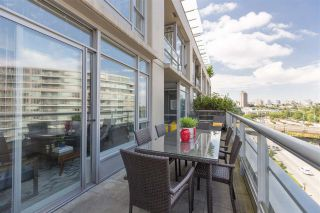 Photo 9: 704 2055 YUKON STREET in Vancouver: False Creek Condo for sale (Vancouver West)  : MLS®# R2286934