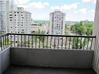 """Photo 4: 1105 740 HAMILTON Street in New Westminster: Uptown NW Condo for sale in """"THE STATESMAN"""" : MLS®# V894994"""