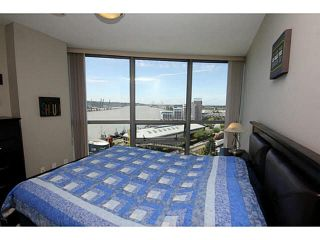 """Photo 9: 1209 14 BEGBIE Street in New Westminster: Quay Condo for sale in """"Inter Urban"""" : MLS®# V1070124"""