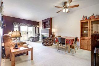 "Photo 1: 212 4728 53 Street in Delta: Delta Manor Condo for sale in ""Sunningdale"" (Ladner)  : MLS®# R2344790"