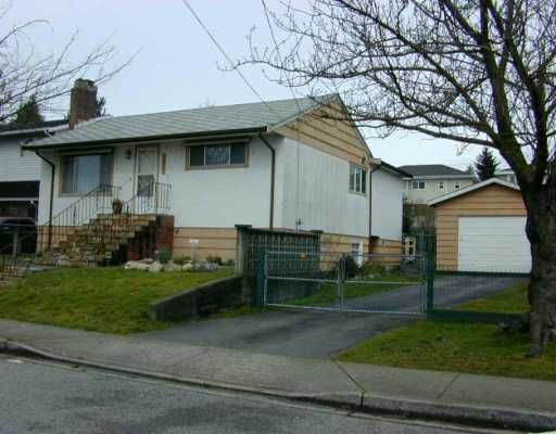 Main Photo: 5635 NEVILLE ST in Burnaby: South Slope House for sale (Burnaby South)  : MLS®# V582592