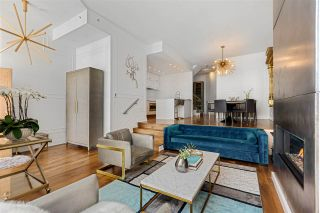 """Photo 10: 110 1228 MARINASIDE Crescent in Vancouver: Yaletown Townhouse for sale in """"Crestmark II"""" (Vancouver West)  : MLS®# R2564048"""