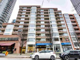 """Photo 2: 407 1330 HORNBY Street in Vancouver: Downtown VW Condo for sale in """"HORNBY COURT"""" (Vancouver West)  : MLS®# R2522576"""