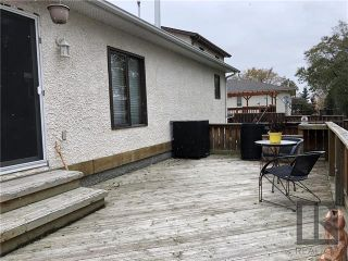 Photo 16: 130 Optimist Way in Winnipeg: Heritage Park Residential for sale (5H)  : MLS®# 1826838