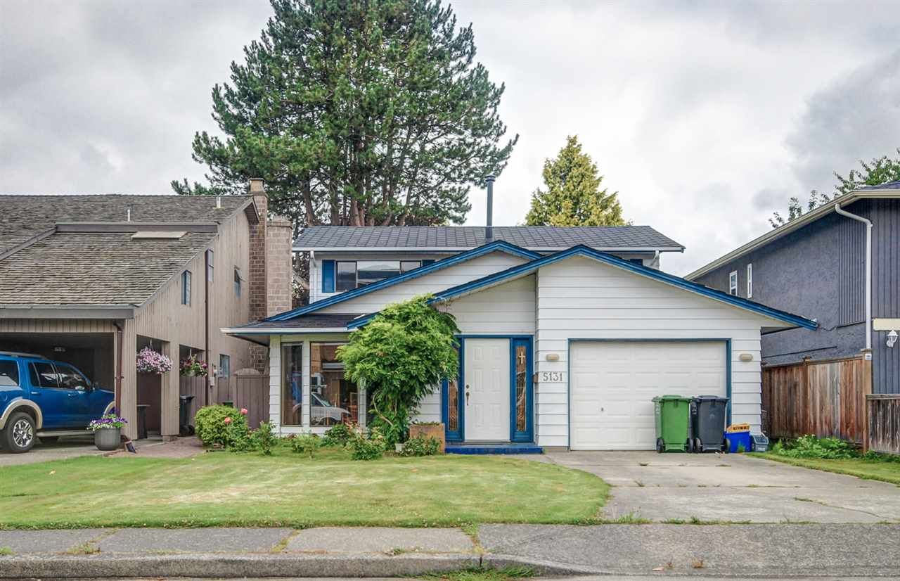 Main Photo: 5131 HOLLYCROFT Drive in Richmond: Steveston North House for sale : MLS®# R2129129