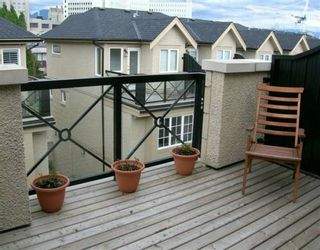 """Photo 7: 2947 LAUREL ST in Vancouver: Fairview VW Townhouse for sale in """"BROWNSTONE"""" (Vancouver West)  : MLS®# V579130"""