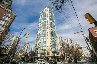 """Photo 1: 2204 1155 HOMER Street in Vancouver: Yaletown Condo for sale in """"CITY CREST"""" (Vancouver West)  : MLS®# R2040880"""
