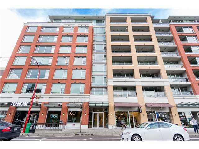 Main Photo: # 405 221 UNION ST in Vancouver: Mount Pleasant VE Condo for sale (Vancouver East)  : MLS®# V1103663