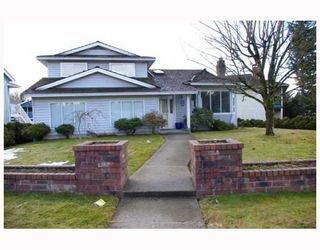 Photo 1: 84 E 6TH Avenue in New_Westminster: Fraserview NW House for sale (New Westminster)  : MLS®# V752317