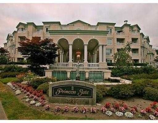 "Main Photo: 103 2995 PRINCESS CR in Coquitlam: Canyon Springs Condo for sale in ""PRINCESS GATE"" : MLS®# V577989"