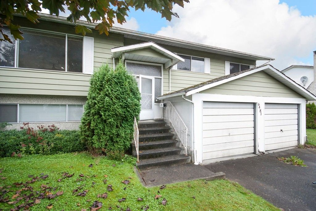Main Photo: 6481 Trent St in Chilliwack: Sardis West Vedder Rd House for sale : MLS®# R2114322