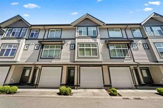 """Photo 1: 12 7332 194A Street in Surrey: Clayton Townhouse for sale in """"Uptown Clayton"""" (Cloverdale)  : MLS®# R2581418"""