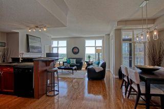 Photo 4: 9020 JASPER AV NW in Edmonton: Zone 13 Condo for sale : MLS®# E4122786