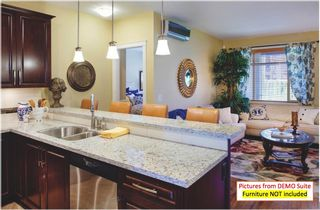 """Photo 5: 230 8157 207 Street in Langley: Willoughby Heights Condo for sale in """"Yorkson Creek Parkside 2"""" : MLS®# R2125186"""