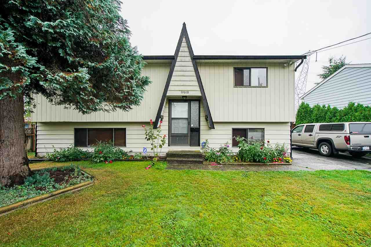 Main Photo: 10619 141 Street in Surrey: Whalley House for sale (North Surrey)  : MLS®# R2398756