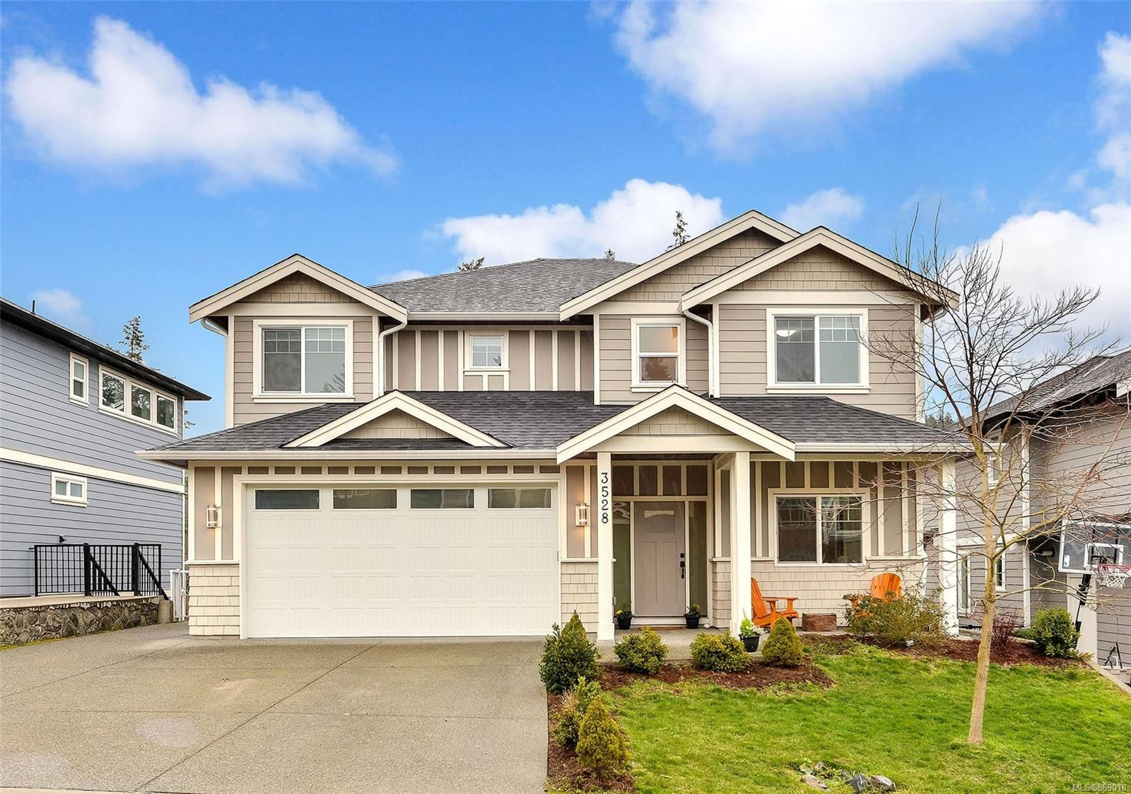 Main Photo: 3528 Joy Close in : La Olympic View House for sale (Langford)  : MLS®# 869018