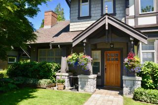 """Photo 1: 1973 W 33RD Avenue in Vancouver: Quilchena Townhouse for sale in """"MacLure Walk"""" (Vancouver West)  : MLS®# R2338091"""