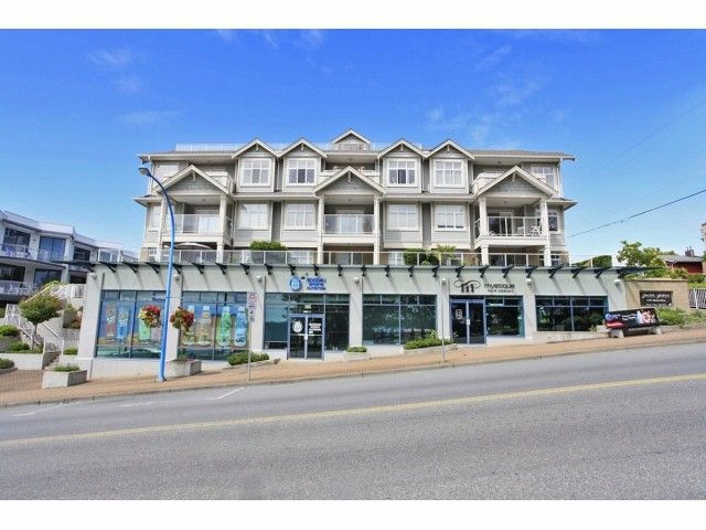 """Main Photo: 105 15621 MARINE Drive: White Rock Condo for sale in """"Pacific Point"""" (South Surrey White Rock)  : MLS®# F1320279"""