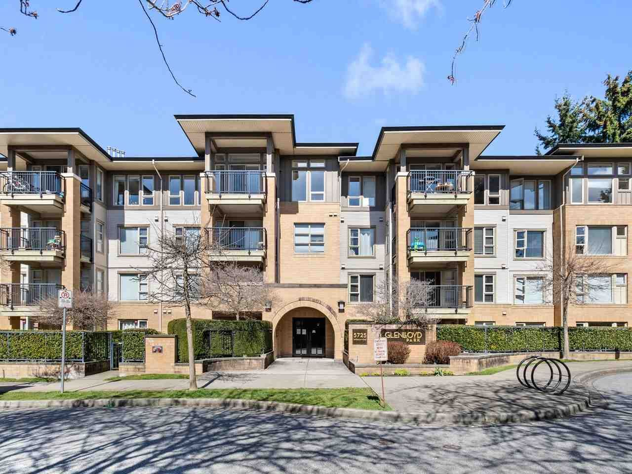 "Main Photo: 309 5725 AGRONOMY Road in Vancouver: University VW Condo for sale in ""Glenlloyd Park"" (Vancouver West)  : MLS®# R2562790"