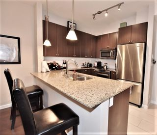 "Photo 3: 106 290 FRANCIS Way in New Westminster: Fraserview NW Condo for sale in ""THE GROVE"" : MLS®# R2561752"