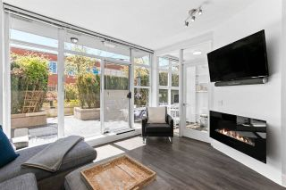 "Photo 1: 201 298 E 11TH Avenue in Vancouver: Mount Pleasant VE Condo for sale in ""SOPHIA"" (Vancouver East)  : MLS®# R2575369"