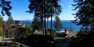 Photo 1: 4170 A ROSE Crescent in West Vancouver: Sandy Cove Land for sale : MLS®# R2542454