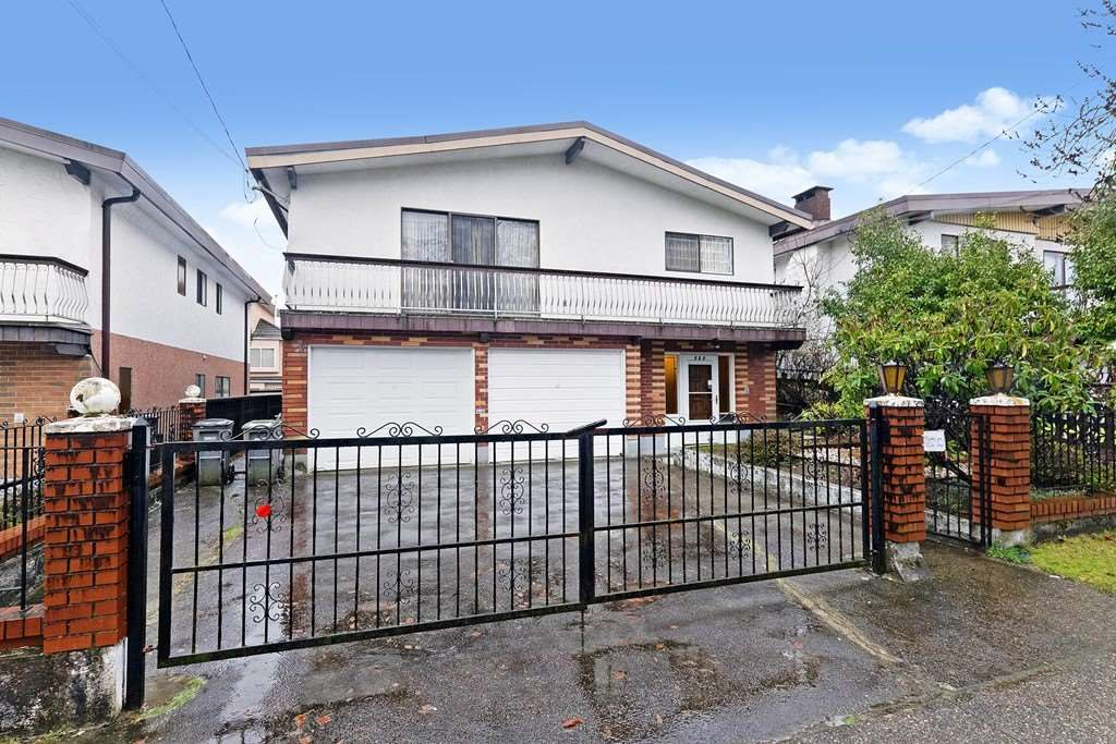 Main Photo: 892 E 54TH AVENUE in Vancouver: South Vancouver House for sale (Vancouver East)  : MLS®# R2535189