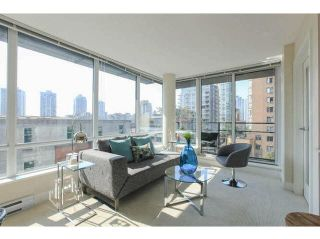 """Photo 4: 701 1088 RICHARDS Street in Vancouver: Yaletown Condo for sale in """"RICHARDS LIVING"""" (Vancouver West)  : MLS®# V1139508"""