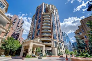 Main Photo: 1302 600 Princeton Way SW in Calgary: Eau Claire Apartment for sale : MLS®# A1134109