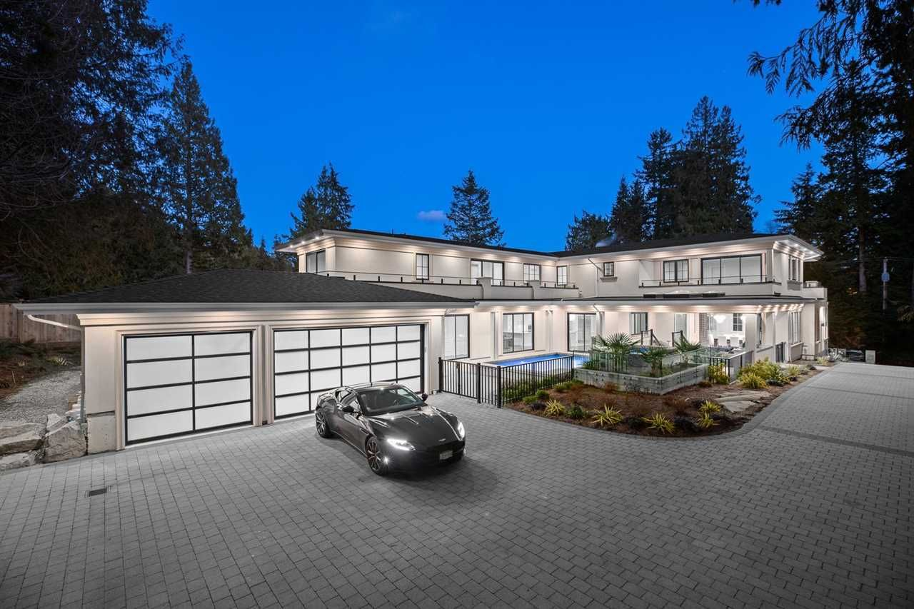 Main Photo: 4485 KEITH Road in West Vancouver: Caulfeild House for sale : MLS®# R2615650