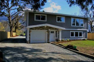 Photo 1: 50530 YALE Road in Rosedale: Rosedale Popkum House for sale : MLS®# R2152128