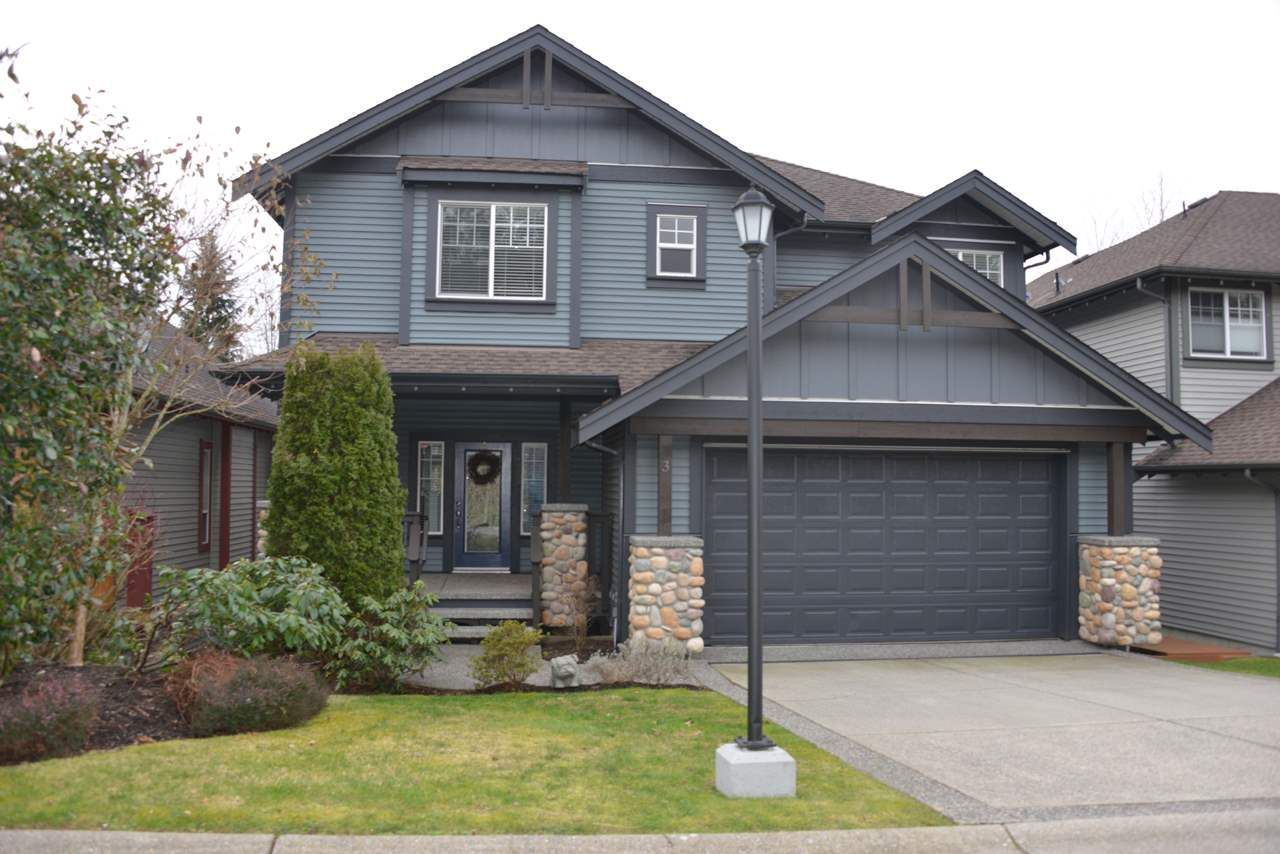 "Main Photo: 3 13887 DOCKSTEADER Loop in Maple Ridge: Silver Valley House for sale in ""Woodhurst @ Silver Ridge"" : MLS®# R2539115"