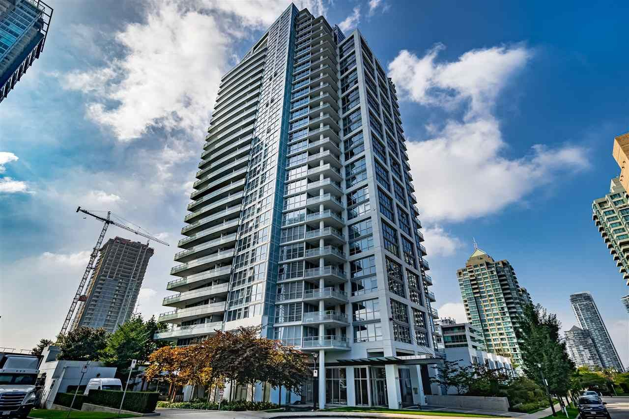 "Main Photo: 604 4400 BUCHANAN Street in Burnaby: Brentwood Park Condo for sale in ""MOTIF"" (Burnaby North)  : MLS®# R2508329"