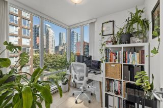 """Photo 15: 708 1495 RICHARDS Street in Vancouver: Yaletown Condo for sale in """"AZURA II"""" (Vancouver West)  : MLS®# R2606162"""