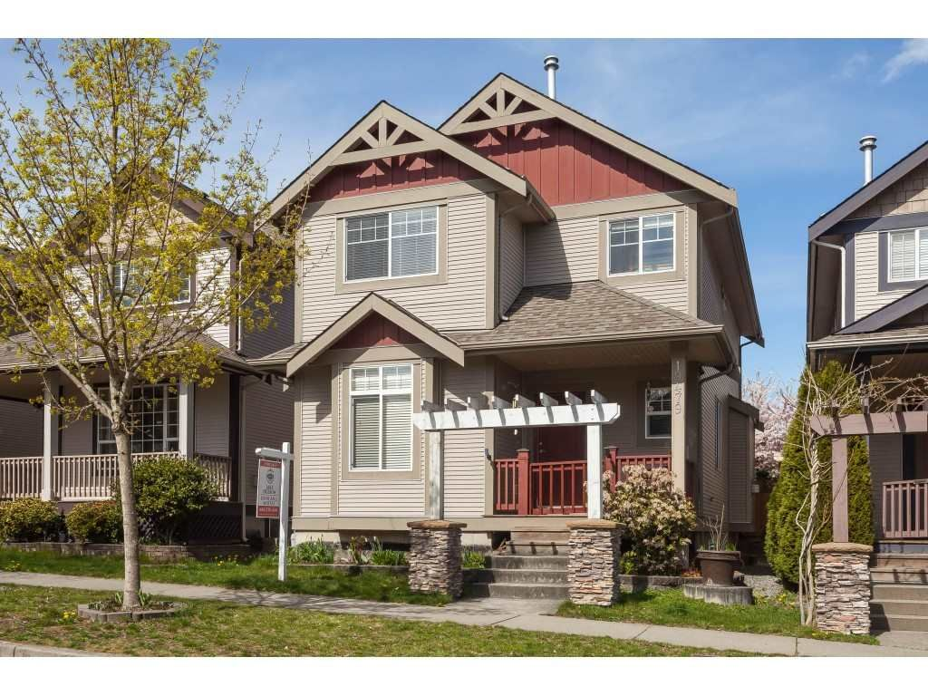 """Main Photo: 19479 66A Avenue in Surrey: Clayton House for sale in """"Copper Creek"""" (Cloverdale)  : MLS®# R2355911"""