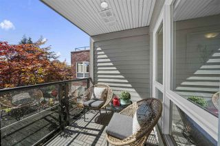 """Photo 22: 309 2008 BAYSWATER Street in Vancouver: Kitsilano Condo for sale in """"Black Swan"""" (Vancouver West)  : MLS®# R2492765"""