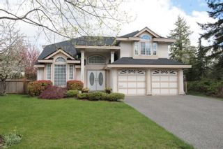 """Photo 1: 20825 43 Avenue in Langley: Brookswood Langley House for sale in """"Cedar Ridge"""" : MLS®# R2160707"""