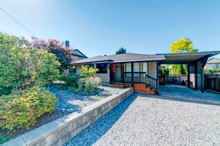 Photo 1: 632 CHAPMAN Avenue in Coquitlam: Coquitlam West House for sale : MLS®# R2595703