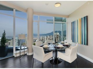 "Photo 8: 4001 1372 SEYMOUR Street in Vancouver: Downtown VW Condo for sale in ""THE MARK"" (Vancouver West)  : MLS®# V1063331"