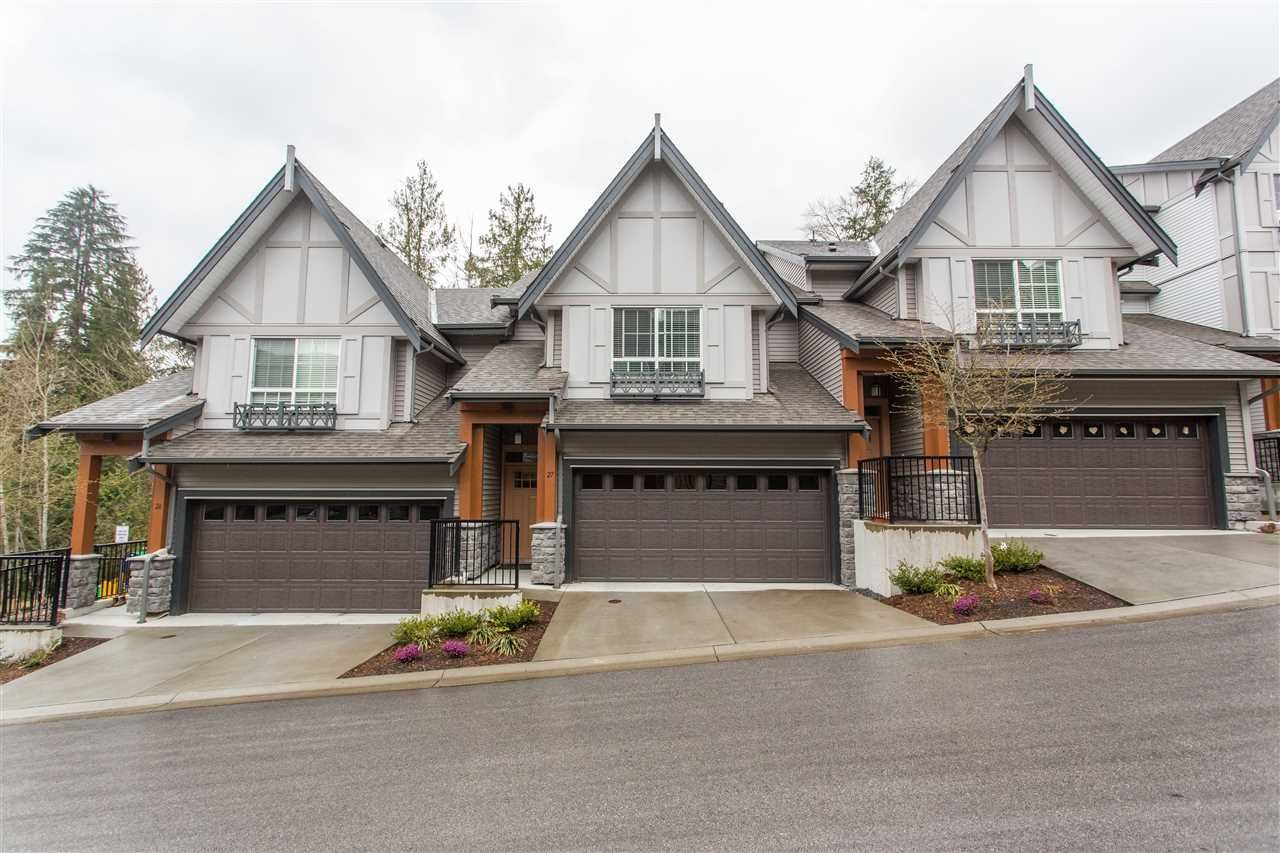 """Main Photo: 27 23539 GILKER HILL Road in Maple Ridge: Cottonwood MR Townhouse for sale in """"Kanaka Hill"""" : MLS®# R2564201"""